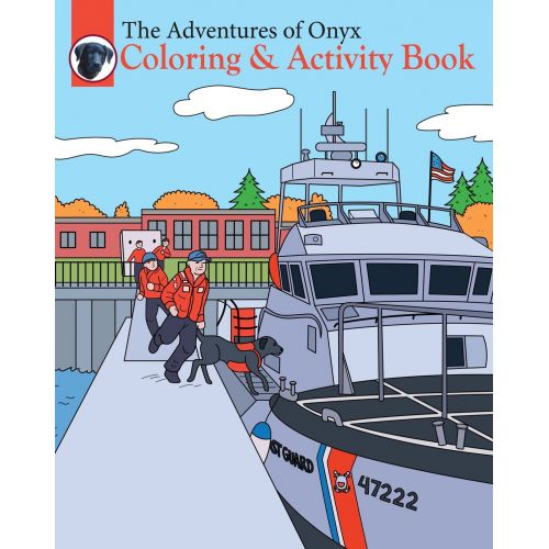 The Adventures of Onyx Coloring & Activity Book